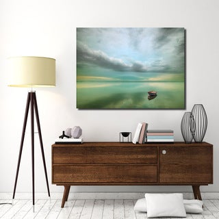Ready2HangArt Indoor/Outdoor Wall Décor 'Calm' in ArtPlexi - Multi-color (4 options available)