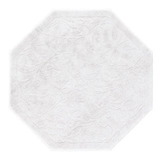 Mohawk Home Foliage Accent Rug (4'x4' Octagon)