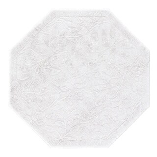 Mohawk Home Foliage Accent Rug (4' x 4' Octagon) - 4' x 4'