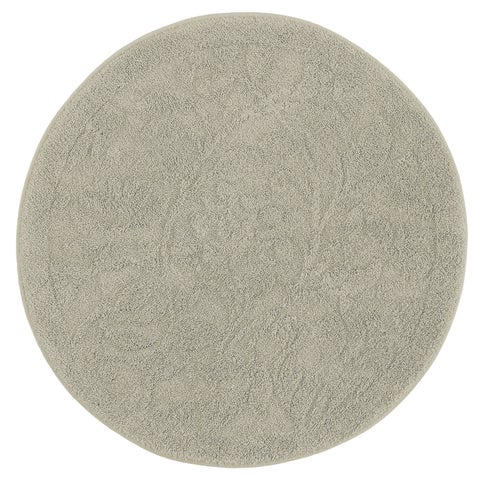 Mohawk Home Foliage Accent Rug (3'x3' Round) - 3' x 3'