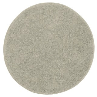 Mohawk Home Foliage Accent Rug (3'x3' Round) (As Is Item)