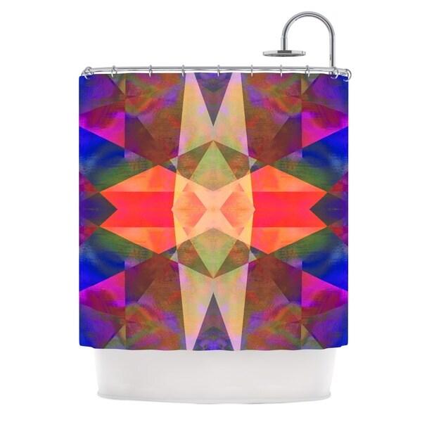 KESS InHouse Nina May Irridesco Shower Curtain (69x70)