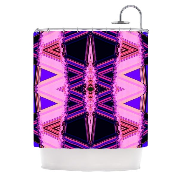 KESS InHouse Nina May Decorama Shower Curtain (69x70)