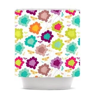 KESS InHouse Nicole Ketchum Bee Highway Shower Curtain (69x70)