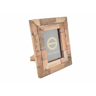 RECYCLED WOOD FRAME 5X7