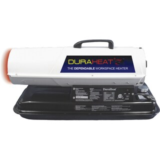 "Dura Heat DFA-80T 17"" X 32"" X 13.7"" 70,000 BUT Kerosene Forced Air Heater"