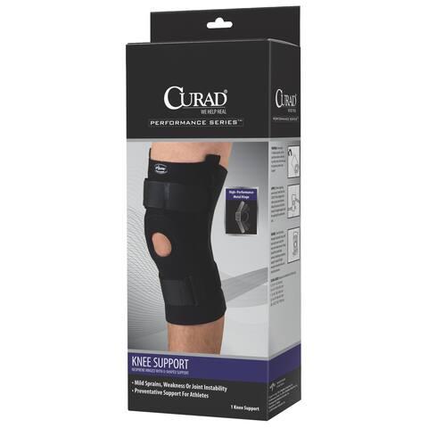Curad Neoprene Hinged U-Shaped Knee Support