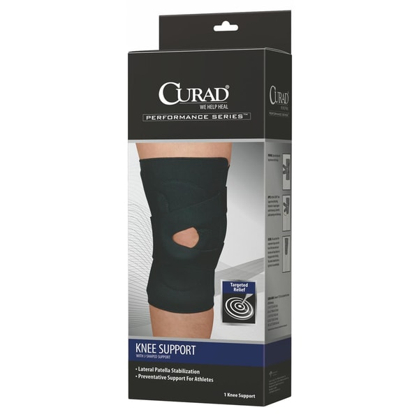 753c8859ba Shop Curad J-Shaped Knee Support - Free Shipping On Orders Over $45 ...