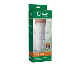 Curad Universal Foam Padded Stirrup Ankle Splint