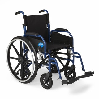 Medline Hybrid 2 Transport Wheelchair