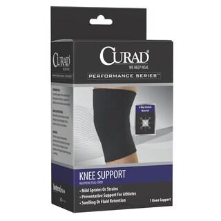 Curad Neoprene Pull-Over Knee Support,Closed Patella