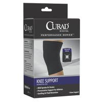 Curad Neoprene Pull-Over Knee Support,Closed Patella