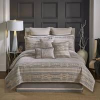Croscill Ansonia Chenille Jacquard Woven Southwest 4 Piece Comforter Set