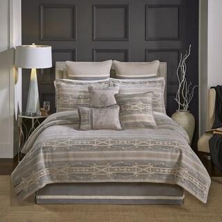 Croscill Ansonia Chenille Jacquard Wopven Southwest 4 Piece Comforter Set