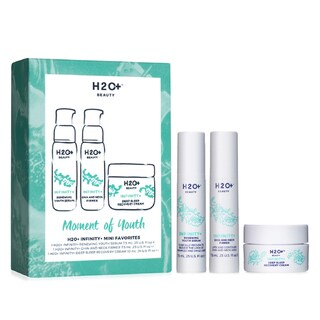 H2O Plus Moment Of Youth Infinity 3-piece Mini Favorites Set