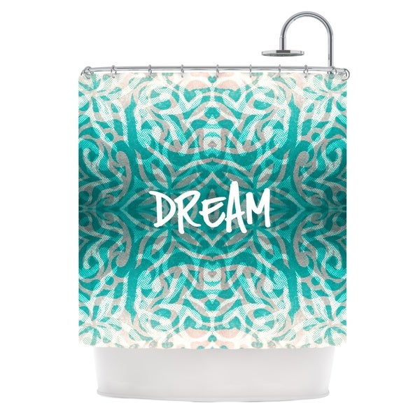 KESS InHouse Alveron Tribal Dreams Shower Curtain (69x70)