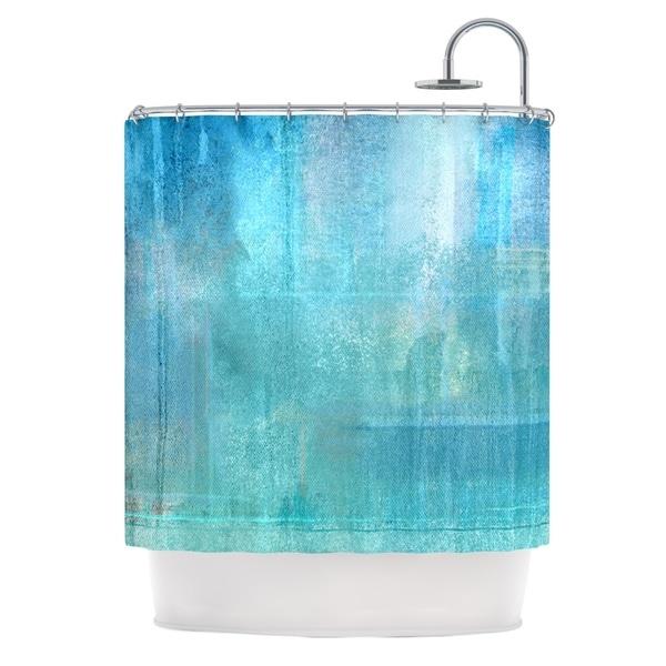 KESS InHouse CarolLynn Tice Eye Candy Shower Curtain 69x70