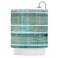 KESS InHouse CarolLynn Tice Line Up Shower Curtain (69x70)