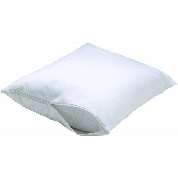 White Dust Mite & Allergy Control Pillow Encasement (Set of 2)