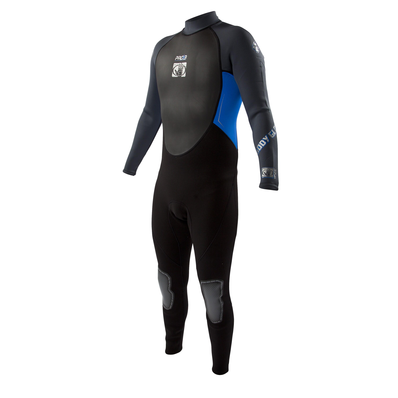 Body Glove 3/2 Pro 3 Men's Fullsuit Wetsuit (Medium,Blue)...