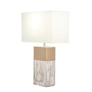Spectacular Ceramic White Table Lamp