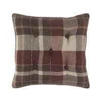 KENT SQUARE Throw Pillow 18X18