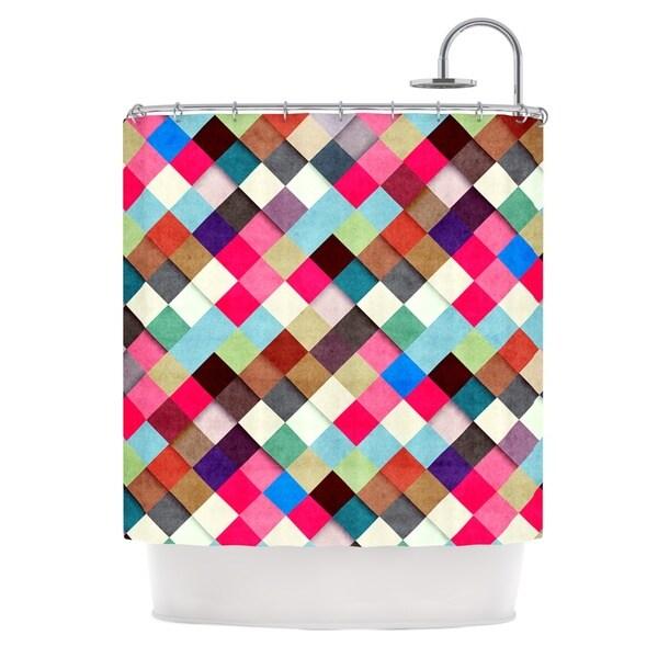 KESS InHouse Danny Ivan Ubrik Shower Curtain (69x70)