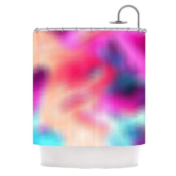 KESS InHouse Danny Ivan Bastard Abstract Shower Curtain (69x70)