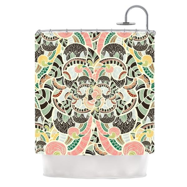 KESS InHouse Danny Ivan Too Much Shower Curtain (69x70)