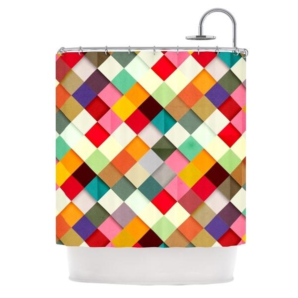 KESS InHouse Danny Ivan Pass This On Shower Curtain (69x70)