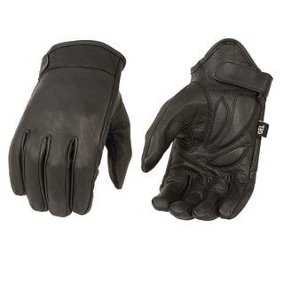 Men's Premier Leather Short-wristed Cruiser Gloves
