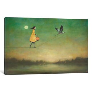 iCanvas 'Blue Moon Expedition' by Duy Huynh Canvas Print (More options available)