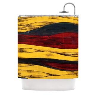 KESS InHouse Brittany Guarino Sheets Shower Curtain (69x70)