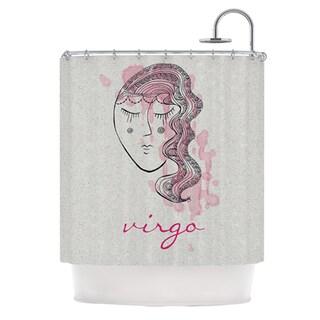 KESS InHouse Belinda Gillies Virgo Shower Curtain (69x70)