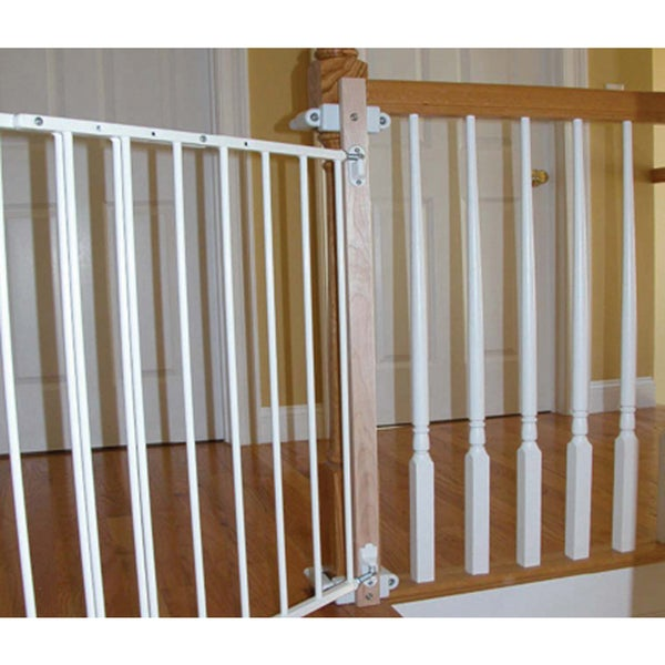 KidCo Stairway Gate Installation Kit   2 Count   Free Shipping Today    Overstock.com   21609312