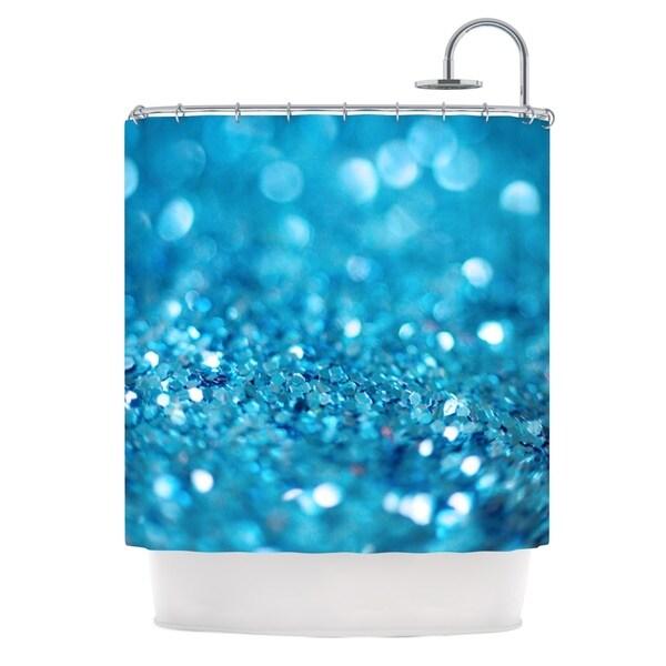 KESS InHouse Beth Engel Swimming Shower Curtain (69x70)