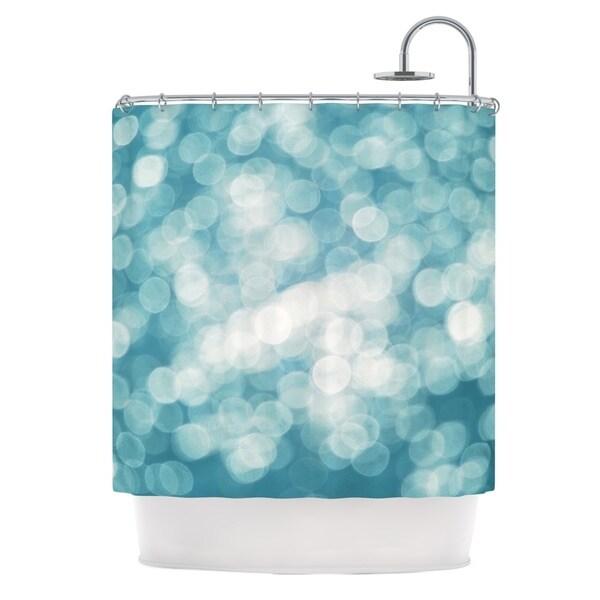 KESS InHouse Beth Engel Snow Princess Shower Curtain (69x70)