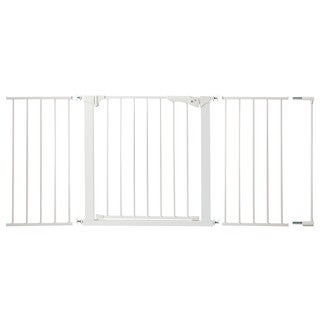 "KidCo Center Gateway - White - Fits Openings 55"" - 62"""