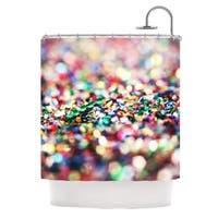 KESS InHouse Beth Engel Celebrate Shower Curtain (69x70)