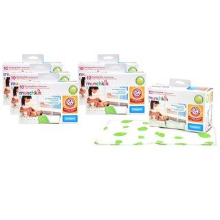 Munchkin Arm and Hammer Disposable Changing Pad (60 Count)