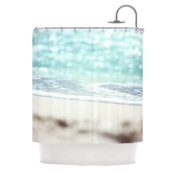 KESS InHouse Beth Engel Serenity Shower Curtain (69x70)
