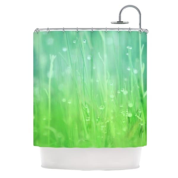 KESS InHouse Beth Engel Magic Happens Here Shower Curtain (69x70)