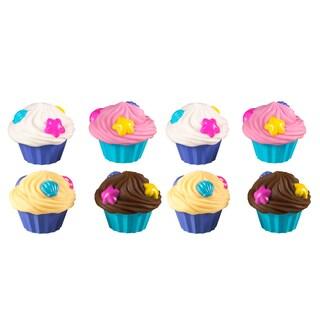 Munchkin Cupcake Bath Squirters (8 Count)