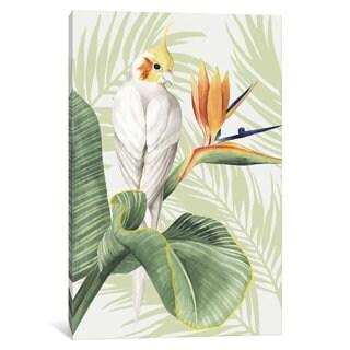 iCanvas 'Avian Paradise II' by Grace Popp Canvas Print