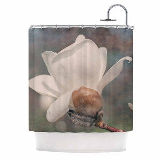 magnolia shower curtain - free shipping on orders over $45