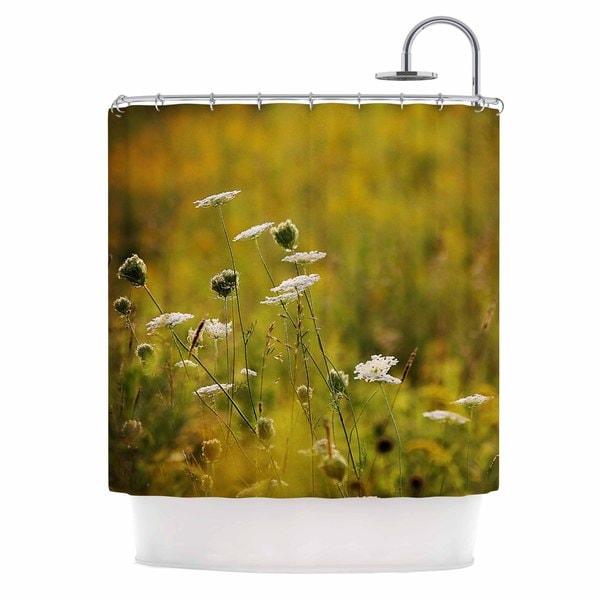 "KESS InHouse Angie Turner ""Golden Hour"" - Digital Nature Shower Curtain (69x70) - 69 x 70"
