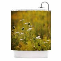 "KESS InHouse Angie Turner ""Golden Hour"" - Digital Nature Shower Curtain (69x70) - 69 x 70"