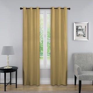 Eclipse Nikki Grommet Blackout Window Curtain Panel