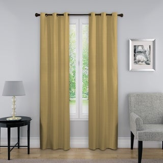 Eclipse Nikki Grommet Blackout Window Curtain Panel
