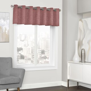 Eclispe Randall Blackout Grommet Window Valance (2 options available)